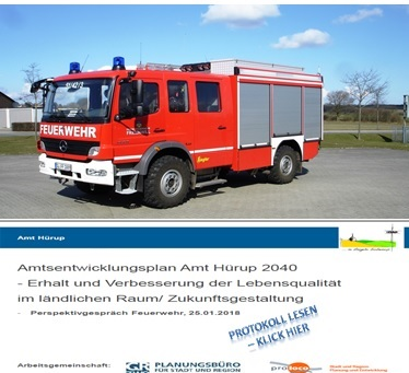 Amtsentwicklung 2040 Feuerwehr
