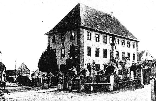 ehemaliges Amtshaus