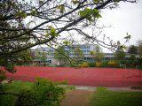 Andernach  - Freisportanlage an der Berufsschule (1988)
