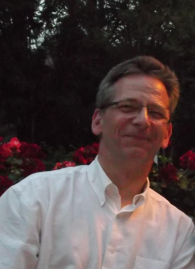 Andreas Gerdau (1. Vorsitzender Spvg. Kalk-Deutz)