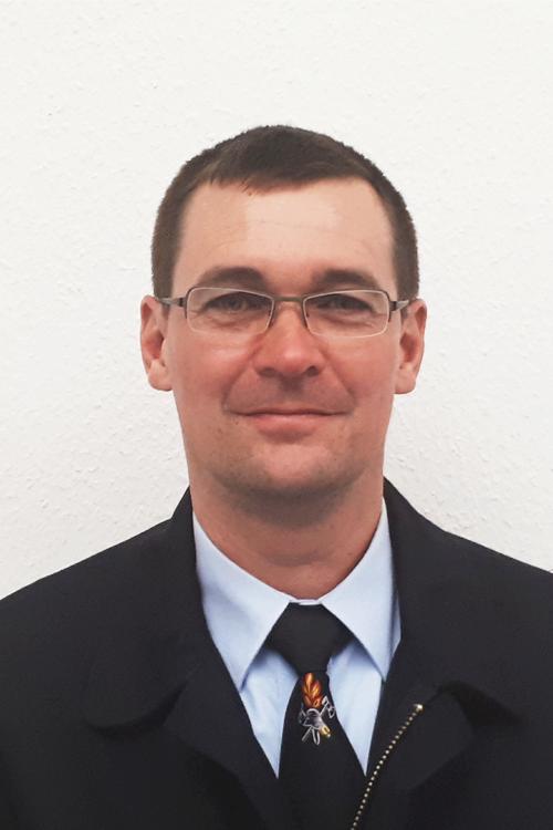 Andreas Jöckel - Wehrführer Feuerwehr Selters