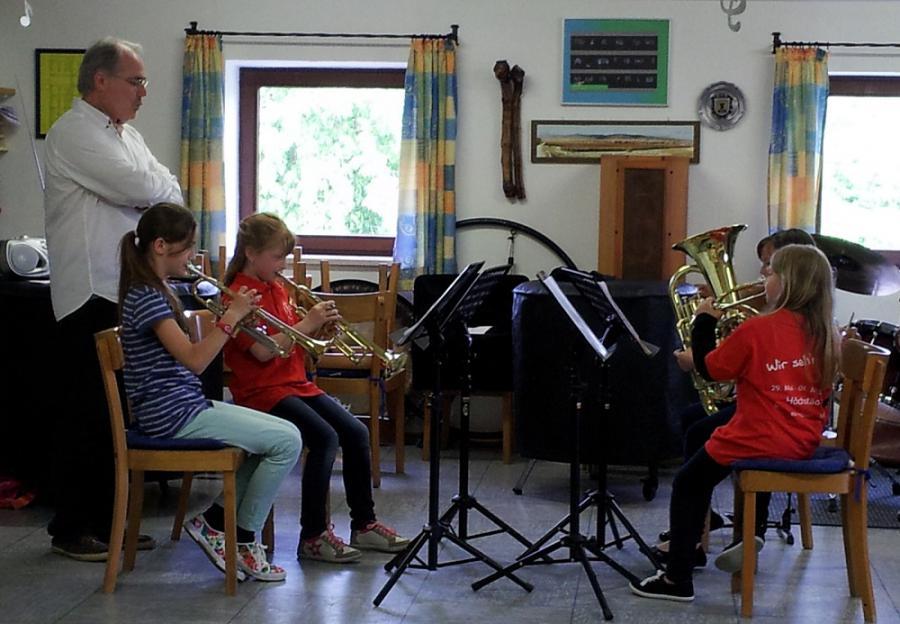 Anfänger-Quartett