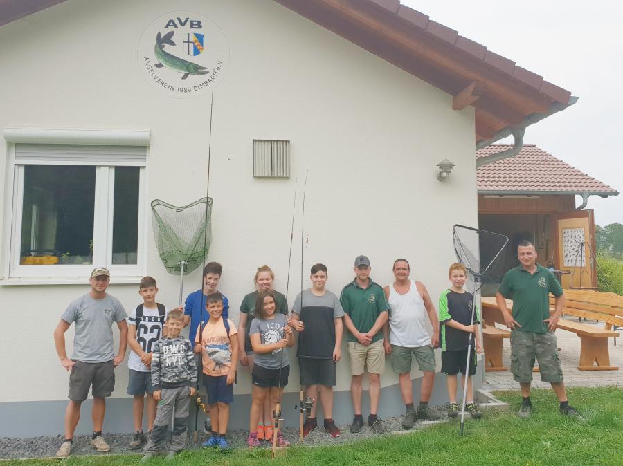 Ferienprogramm 2018 - Angelverein Bimbach