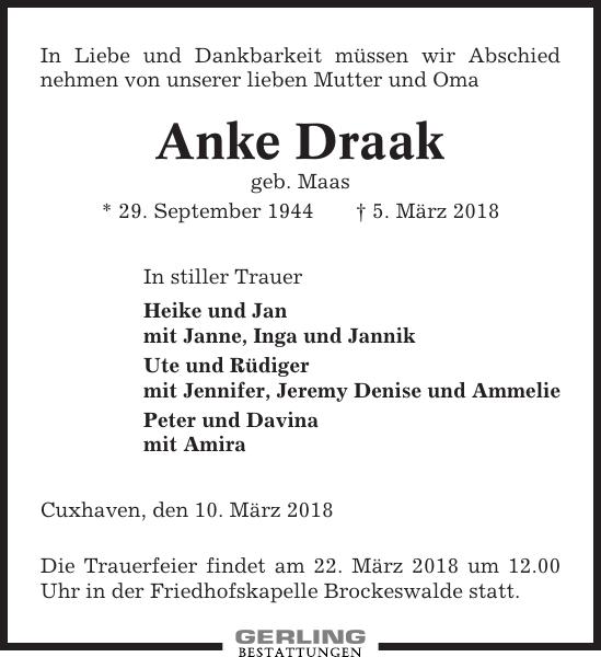 Anke Draak