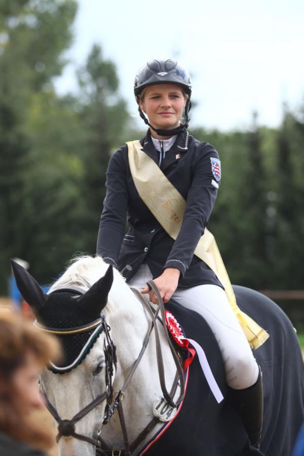 Anna Rosemann Trophysiegerin