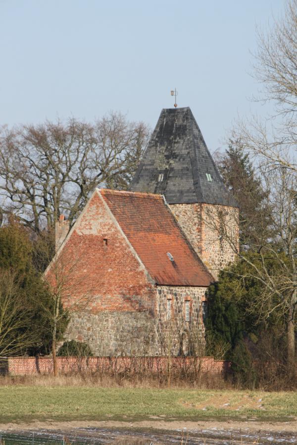 Ansicht aus Richtung Lindtorf