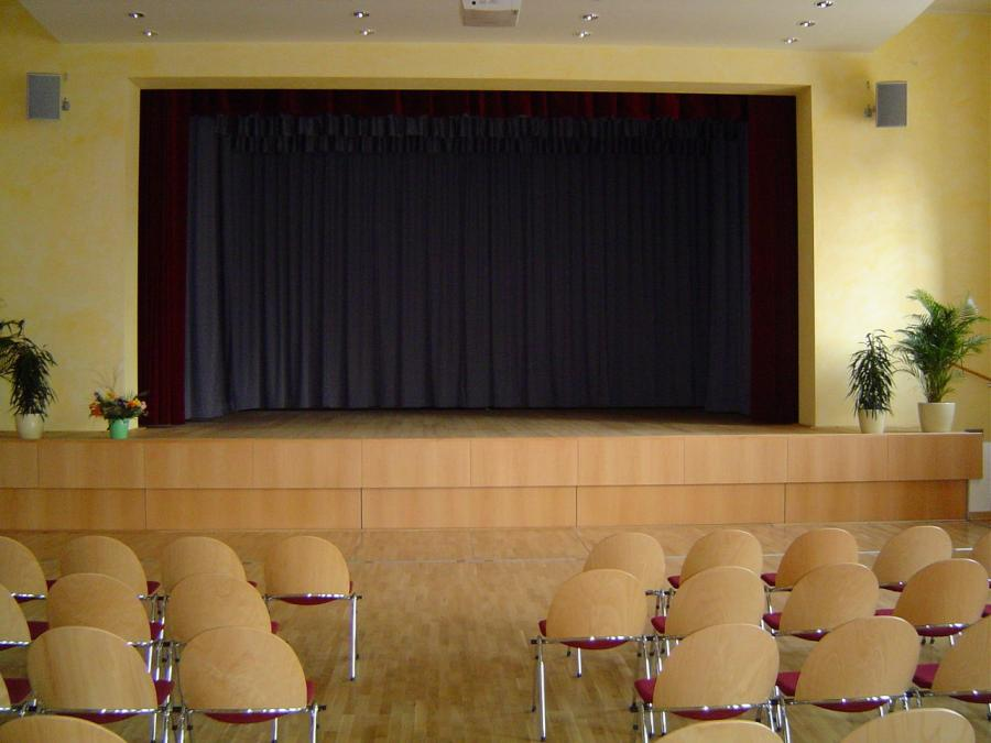 Bühne Kurmärker