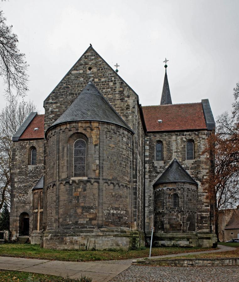 Kirche Ostansicht