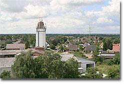 Ansicht der Gemeinde Schuby