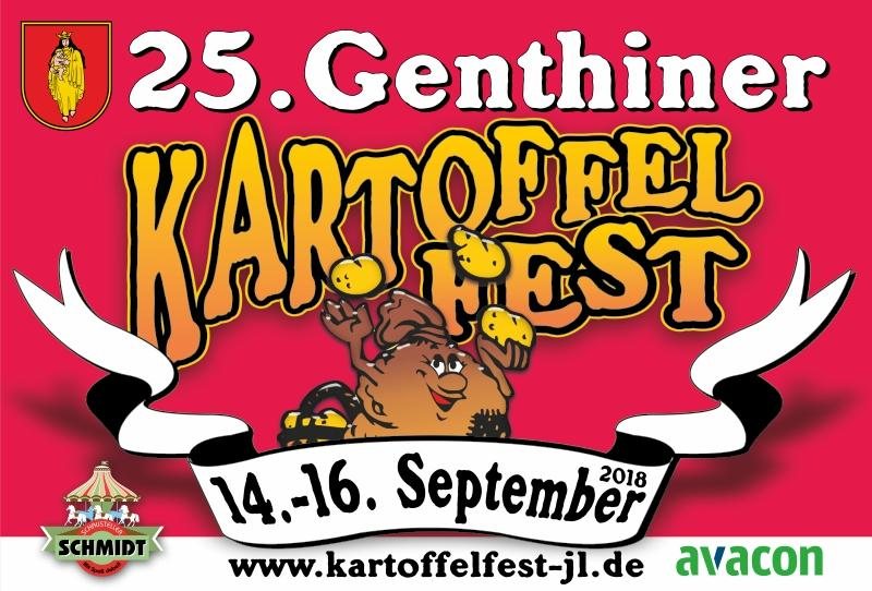 25. Genthiner Kartoffelfest