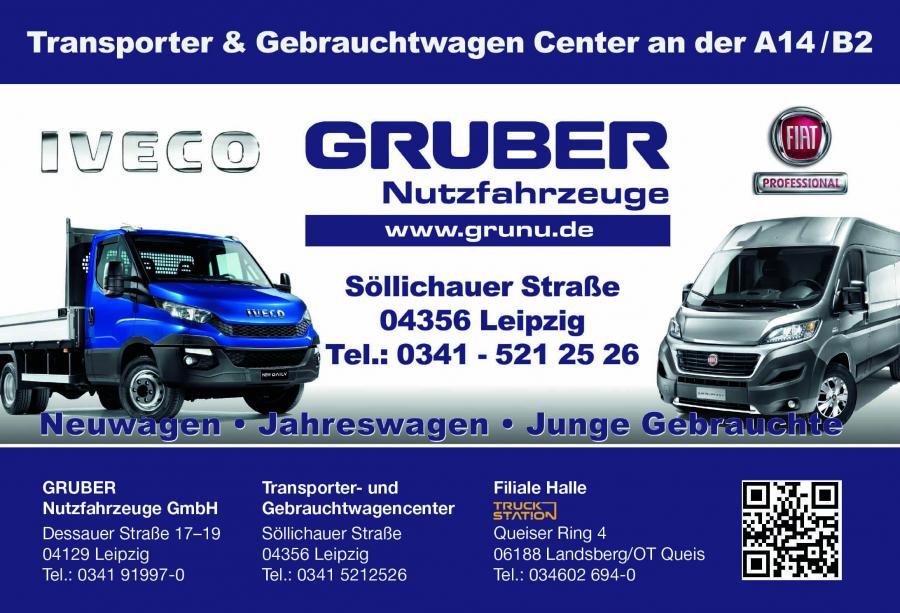 Gruber Nutzfahrzeugebau