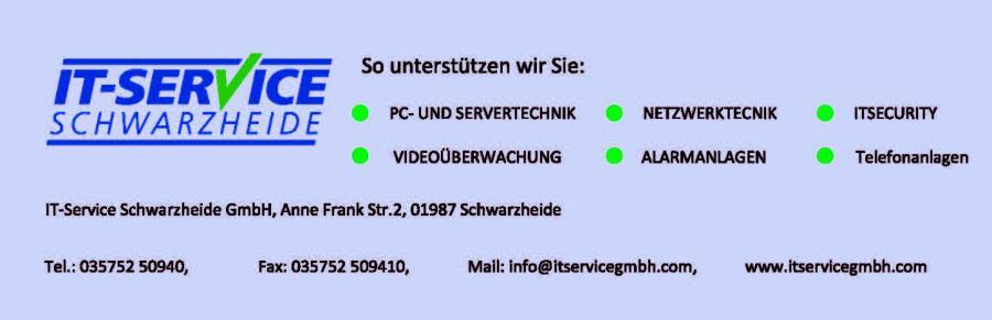 Anzeige IT-Service Heide Extra 03/18
