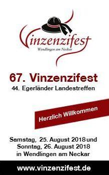 Vinzenzifest 2018