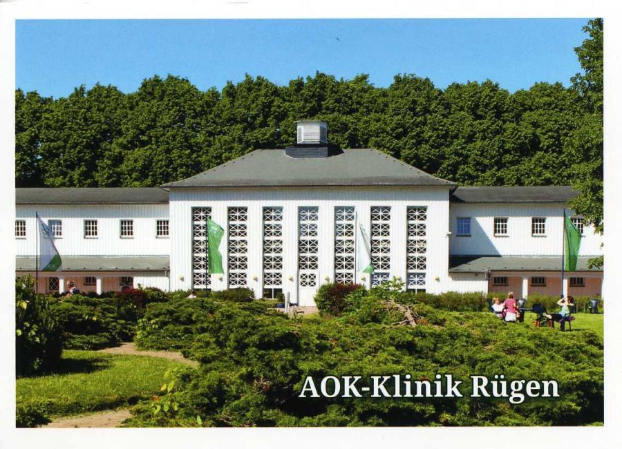 AOK-Klinik Rügen