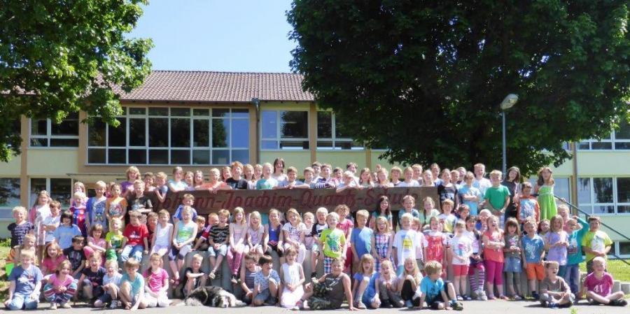 Unsere Schule 2015