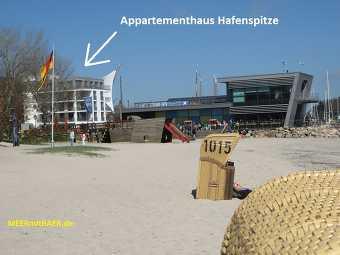 Apartmenthaus Hafenspitze Eckernförde