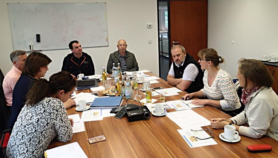 Arbeitsgruppe Bayern-Böhmen: neue Ideen