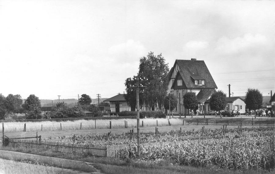 Bf. Arendsee, Archiv Wolfgang List