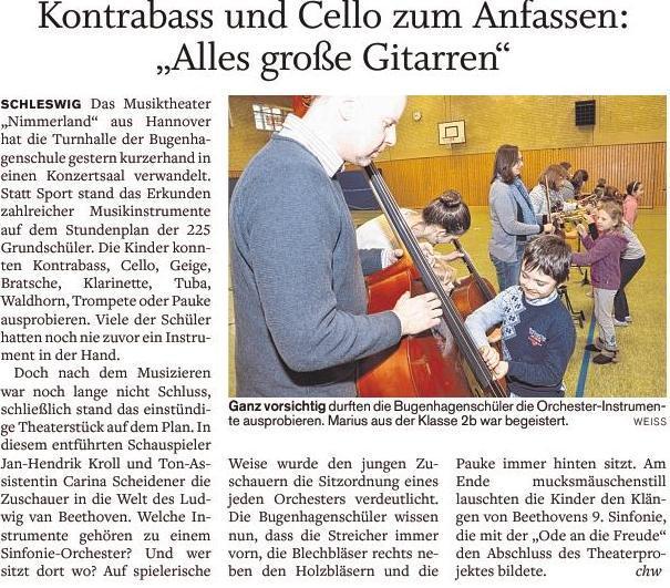 Artikel SN Nimmerland