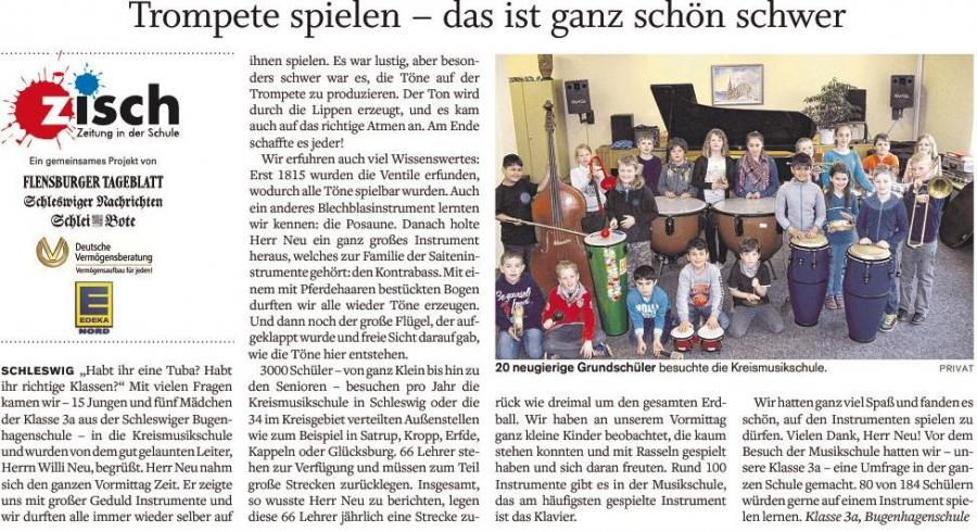 Artikel SN ZiSch