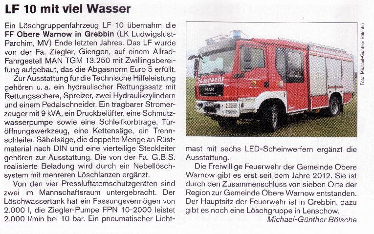 HLFU Feuerwehr