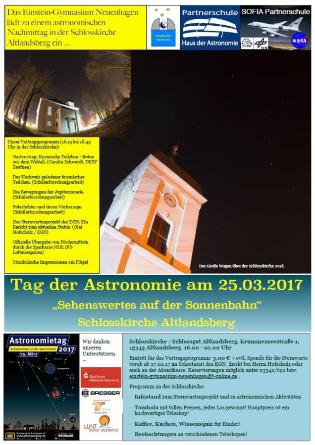 Tag der Astronomie