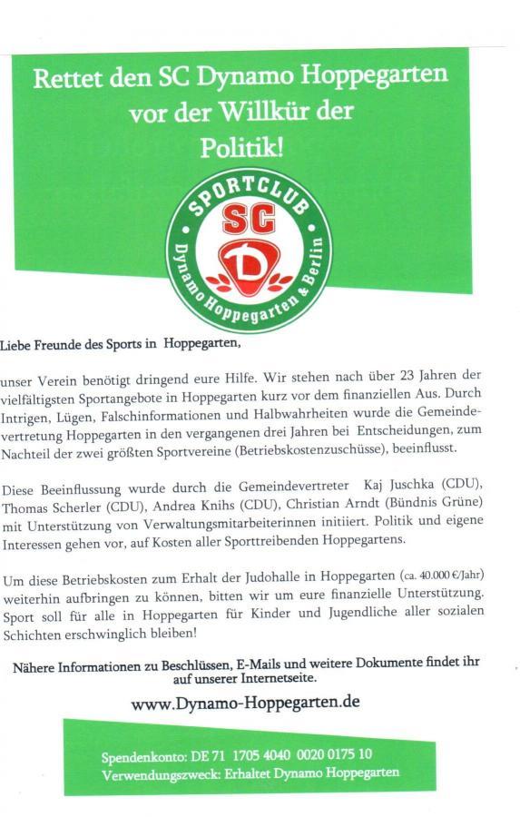 SC Dynamo Hoppegarten