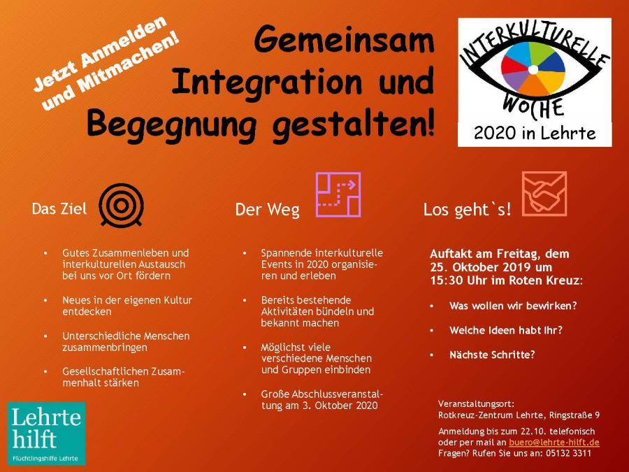 Einladung für den 25. Oktober