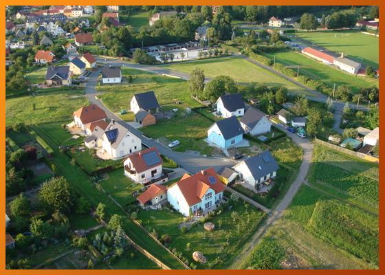 Wohngebiet Am Aumaischen Berg (Foto: F. Schieferdecker)