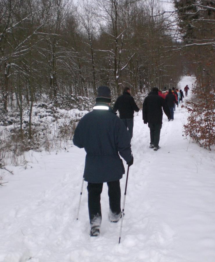 Winterwanderung