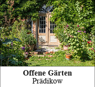 Offene Gärten Prädikow