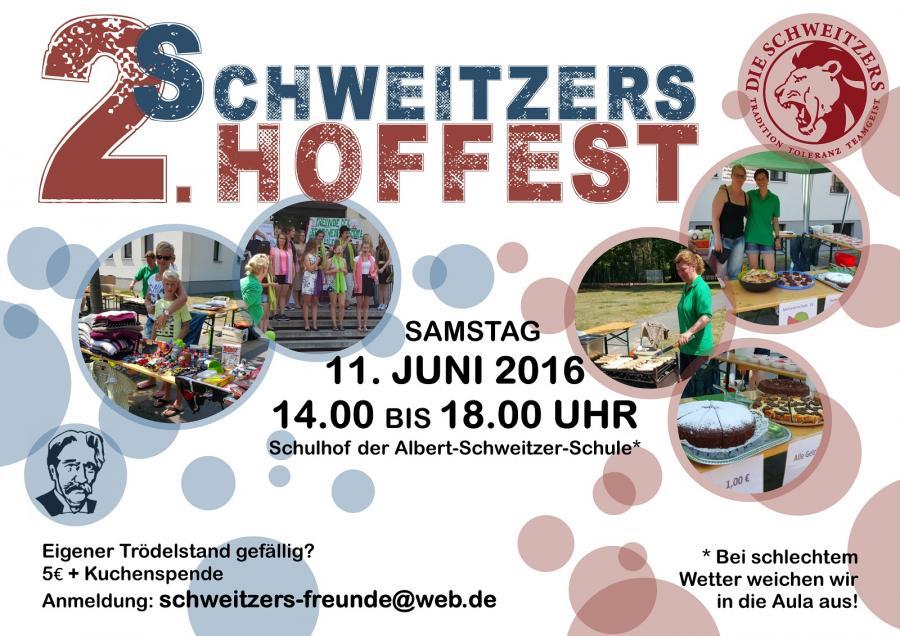 Schweitzer Hoffest