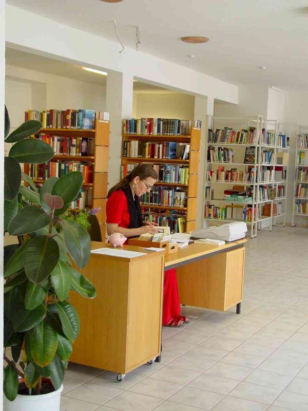 Bücherei-Team