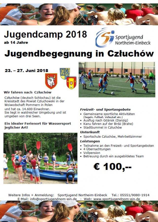 Poen Camp 2018