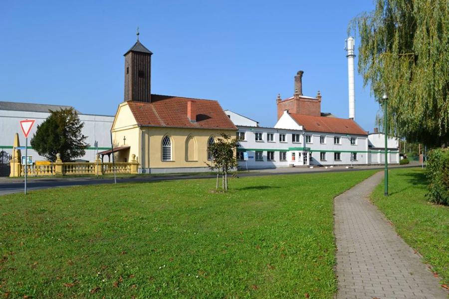 Außenansicht Brauerei Dessow - Doreen Seifert-Letsch