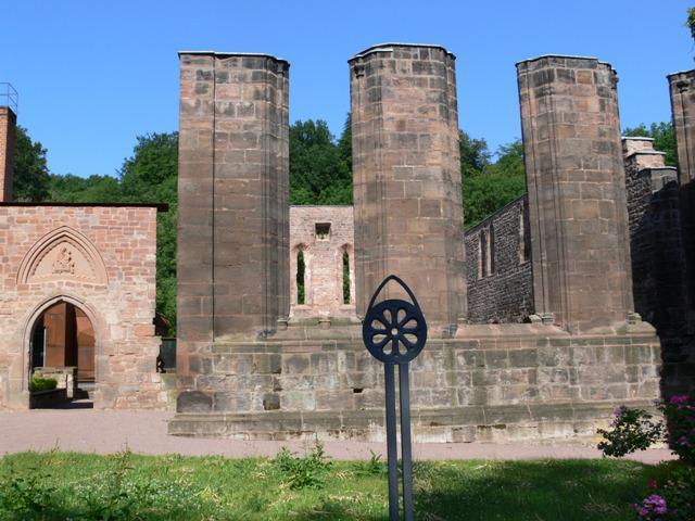 Klosterruine aussen