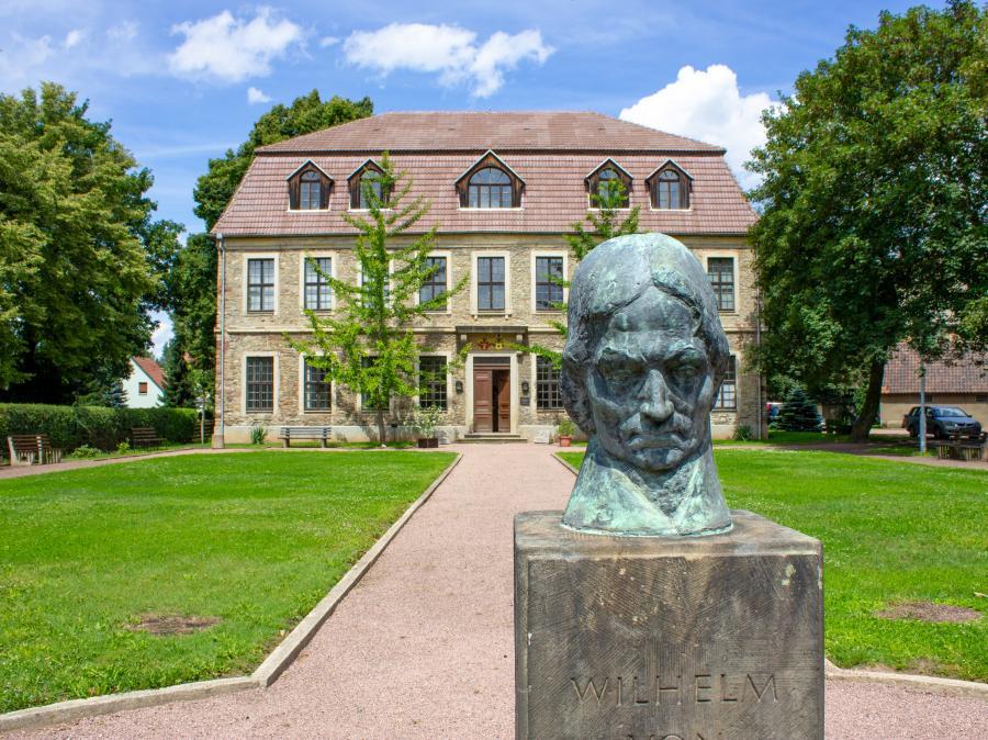 Außenansicht Mansfeld Museum