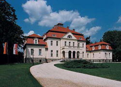 Aussenansicht Seehaus Liebenberg