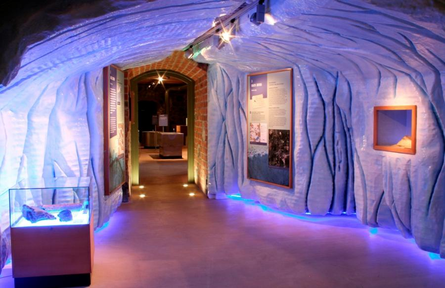 Ausstellung Eiszeit auf der Burg Storkow