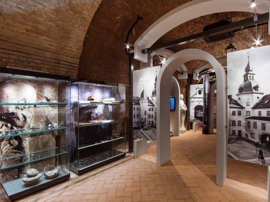 Ausstellung in der Bastion Philipp