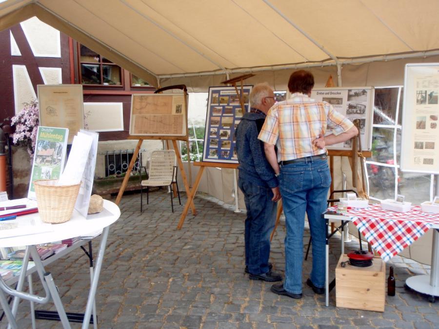 Ausstellung zum Mühlentag