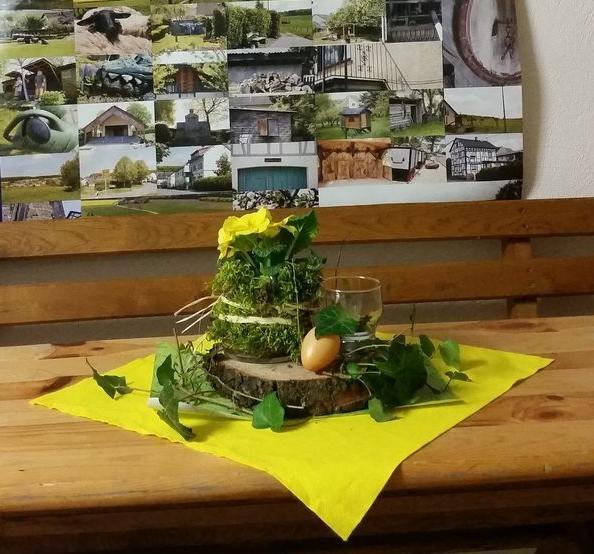 Frohe Osterzeit wünschen die Ortsaktiven und das Team von Gemeindeverwaltung und -bauhof