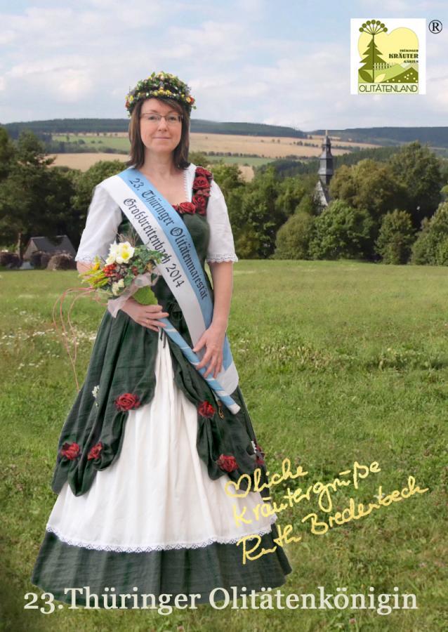 23. Olitätenkönigin Ruth Bredenbeck