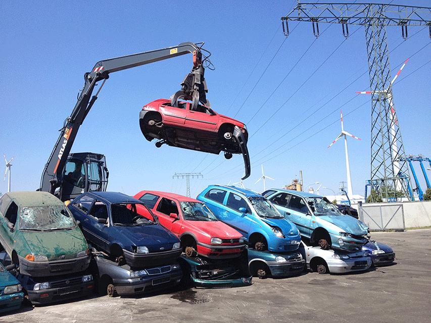 Autoverwertung Zeestow