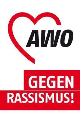 AWO gegen Rassismus Logo