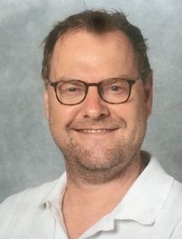 Abteilungsleiter Axel Espey
