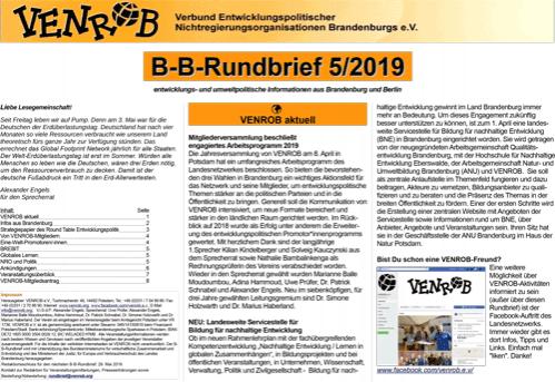 B-B-Rundbrief 5/2019