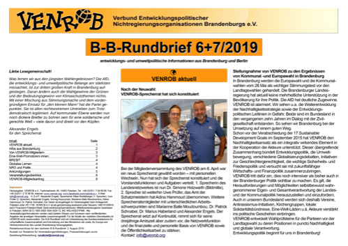 B-B-Rundbrief 6+7/2019