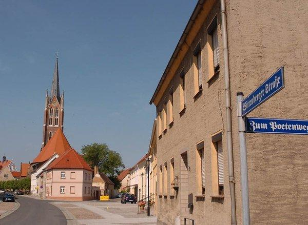 Baustelle Kemberg Wittenberger Straße