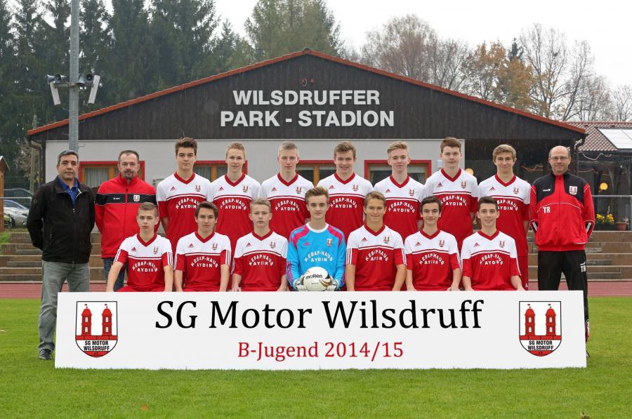 B-Jugend 2014-15